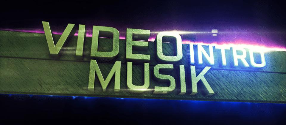 Professionelle Intro Musik für Werbefilme, Firmenlogos, Animationen, etc.