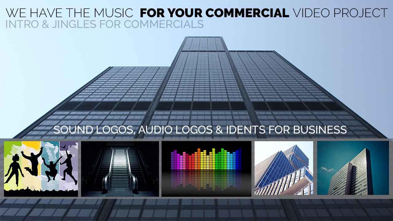 Get your Commercial Intro Music