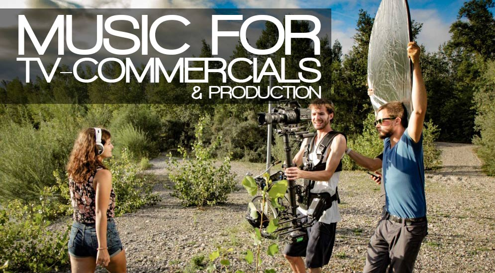 Music for TV Commercials