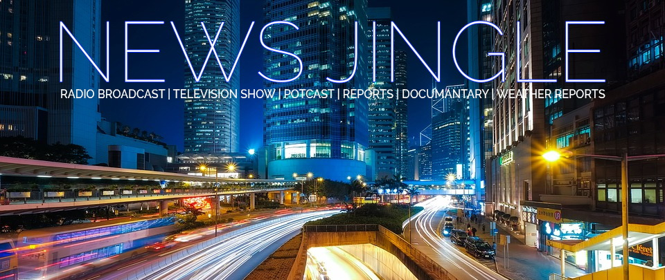 A News Jingle for Television, Radio Broadcast, Reports, Dokus and more