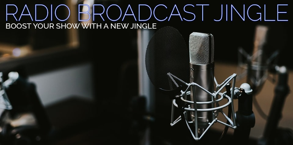 Radio Jingle for Broadcasts, Potcasts and TV Shows