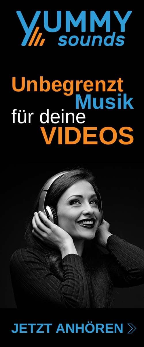 Werbebanner_Yummy_Sounds_Unbegrenzt Musik