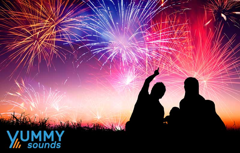 Music for Fireworks Displays