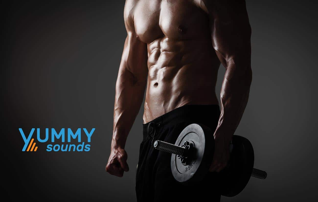 Music for Workout Videos yummy sounds