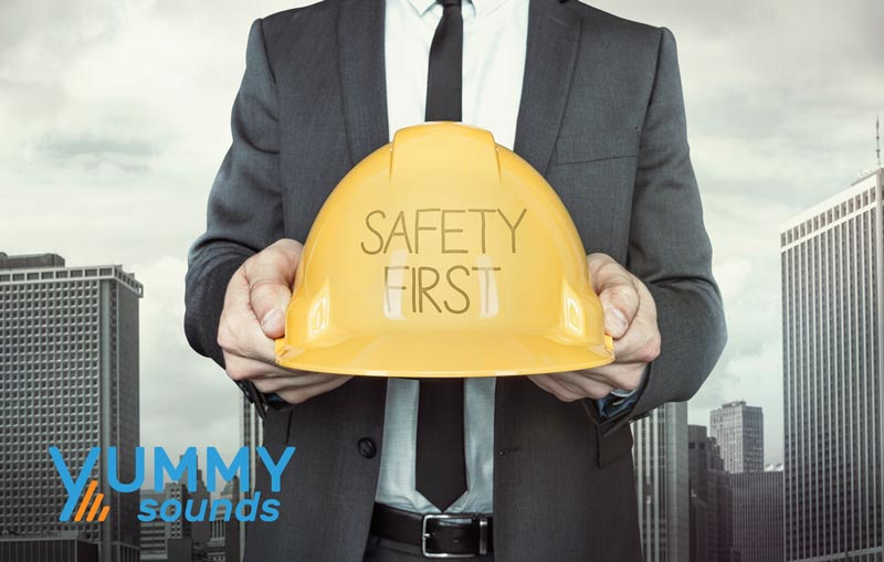 Site Safety Video Music